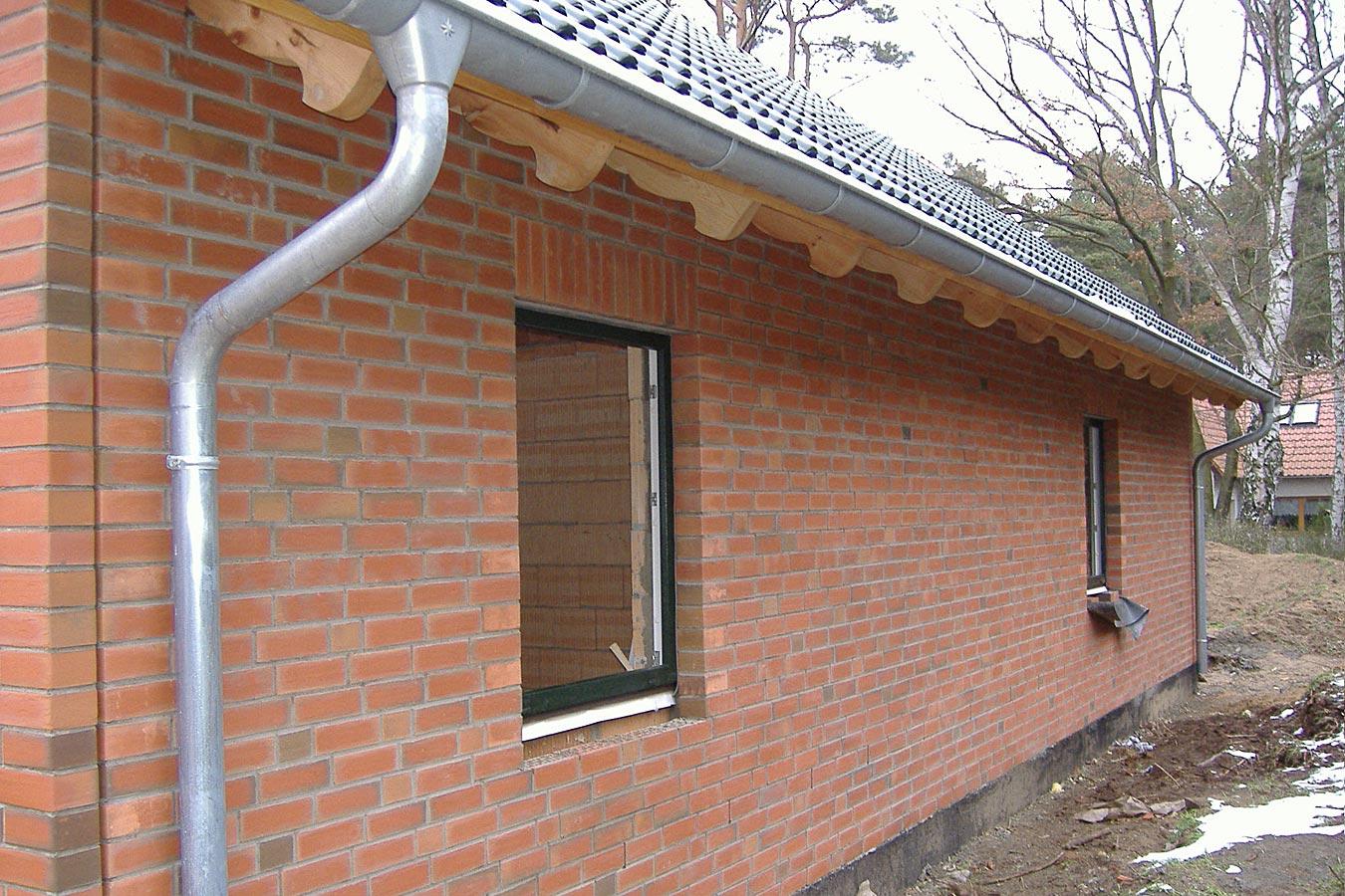 Baustellenimpressionen willkommen bei der templiner for Fenster ytong