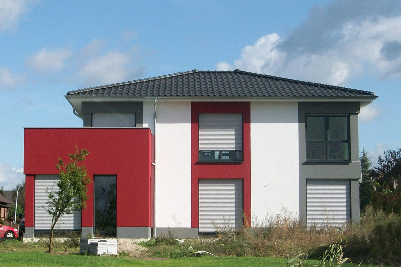 th 158 einfamilienhaus willkommen bei der templiner hausbau gmbh. Black Bedroom Furniture Sets. Home Design Ideas